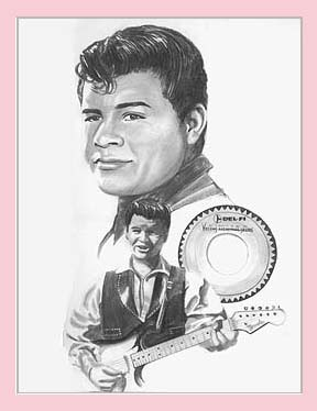 ritchie valens was only 17 when he recorded his classic version of la ...